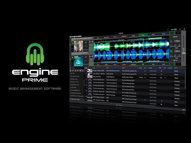 Denon DJ Engine Prime Feature Presentation