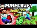 Minecraft IN MINECRAFT! Redstone Game Map - Mineception!