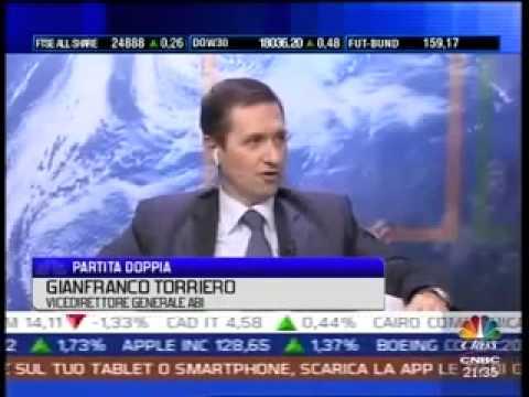 """Rapporto Banche e Imprese. Carlo Bonomi ospite a """"Partita Doppia"""" – Class CNBC"""