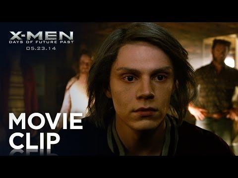 X-Men Days of Future Past   Quicksilver Clip [HD]   20th Century FOX