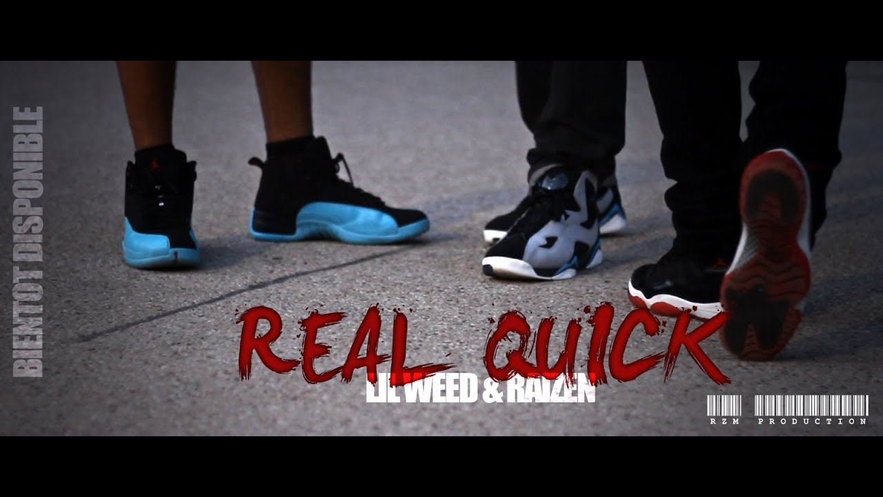 LIL WEED x RAIZEN - REAL QUICK FREESTYLE