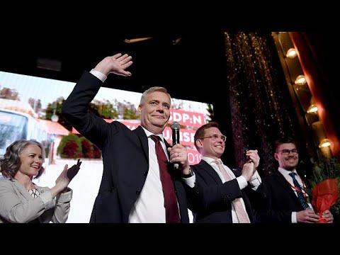 Φινλανδία – εκλογές: Οριακή νίκη των Σοσιαλδημοκρατών