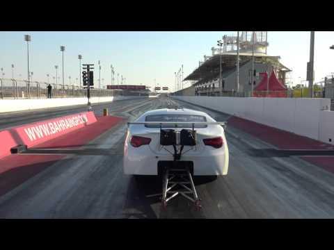 這台車花5.7秒就衝到時速399公里打破直線加速世界最快紀錄!