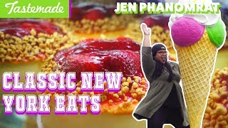 Classic New York Eats | Good Times with Jen by Tastemade