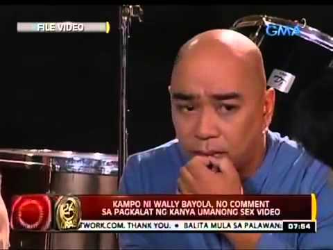 Video WALLY BAYOLA AND EB BABE YOSH NAGSALITA NA SA SAKSI download in MP3, 3GP, MP4, WEBM, AVI, FLV January 2017