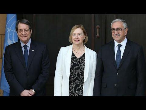 Με «συγκροτημένες προτάσεις» ο Αναστασιάδης στην συνάντηση με τον Ακιντζί…