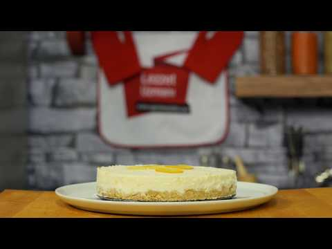 Şef Gülhan Kara - Limonlu Cheesecake Tarifi