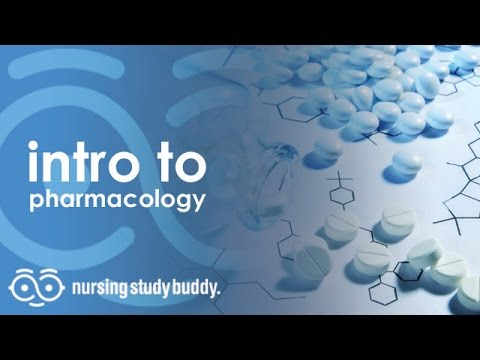 Intro To Pharmacology