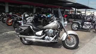1. 025727 - 2008 Kawasaki Vulcan 900 Classic LT VN900D -  Used Motorcycles For Sale