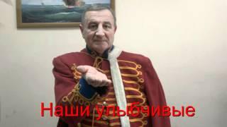 Фоторяд в честь 8 марта - гусары!