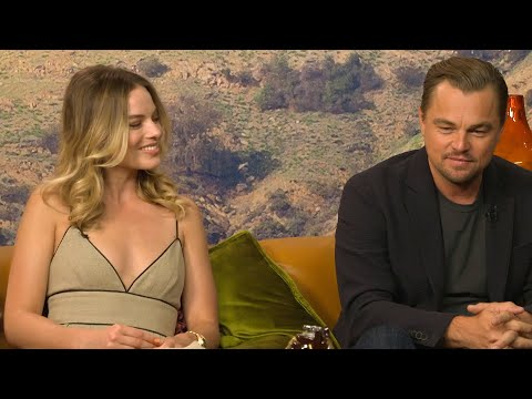 Celebrities FLIRTING with Leonardo DiCaprio! (2020)