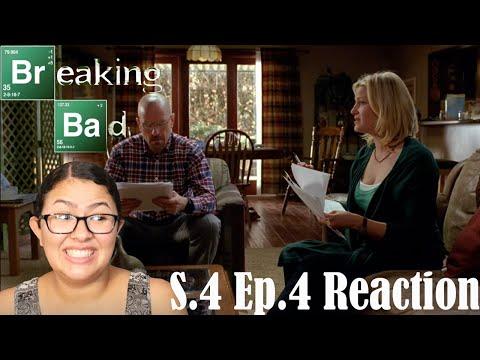 "Breaking Bad S.4 Ep.4 - ""Bullet Points"" Reaction"
