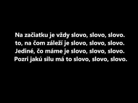 Majk Spirit Slovo ft. Ektor, Elpe, Ego (text)