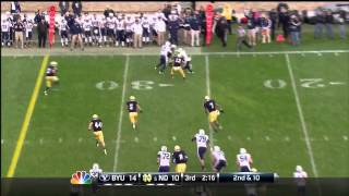 Stephon Tuitt vs BYU (2012)
