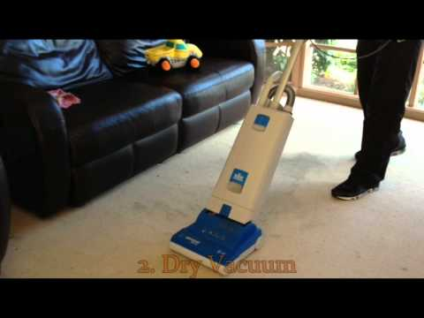 Carpet Cleaning Melbourne, Australia