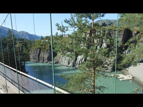 Красота Алтая Район Чемала путешествия и природа (видео)
