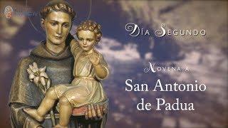 DÍA 2 - NOVENA SAN ANTONIO DE PADUA