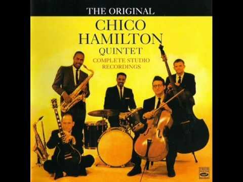 Chico Hamilton Quintet – Sleepy Slept Here (Santa Monica)