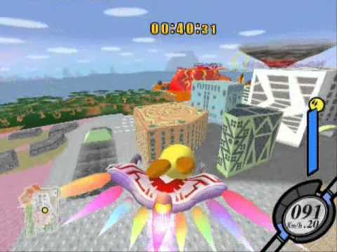 Kirby Air Ride: All Machines With Max Stats (AR)