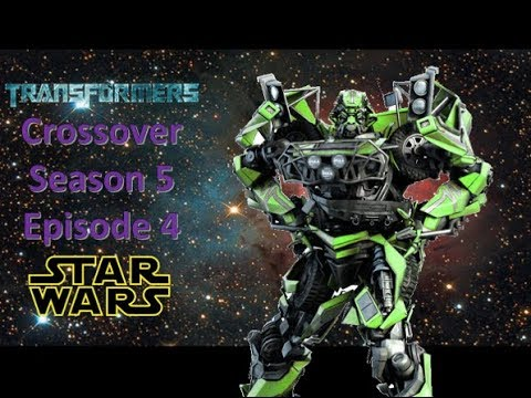 Transformers and Star Wars Crossover: Rise of the Rebellion (Season 5) (Episode 4)