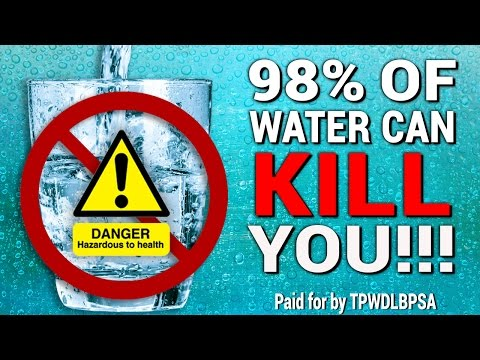 WATER WILL KILL YOU! (FBE Sketch)