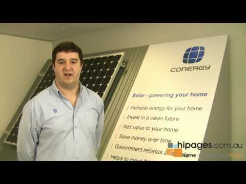 Conergy Australia, Solar Power Systems, Home Improvement Pages