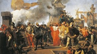 In the 16th century a collection of 20,000 Germanic mercenaries attempt to breach the walls of Rome so that they can take the Pope hostage.Ancient Assassinshttps://www.ahctvgo.com/ancient-assassins/Subscribe to AHChttp://bit.ly/AHCSubscribe