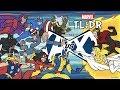 Download Video Avengers Vs. X-Men in 2 Minutes - Marvel TL;DR