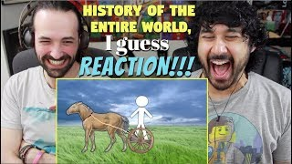 Video HISTORY Of The ENTIRE WORLD, I guess - REACTION!!! MP3, 3GP, MP4, WEBM, AVI, FLV Maret 2019
