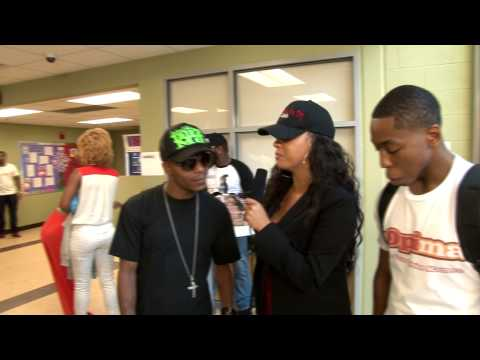 Spotlight in the City interviews Lil Bankhead (formerly with V-103 moves to 94.5)