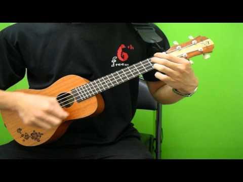 烏克麗麗101樂句 048 Rumba 和弦練習