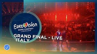 Video Ermal Meta e Fabrizio Moro - Non Mi Avete Fatto Niente - Italy - LIVE - Grand Final MP3, 3GP, MP4, WEBM, AVI, FLV September 2018