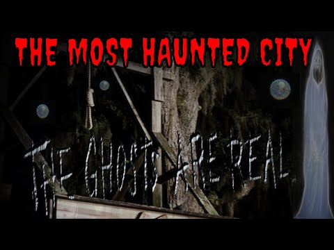 THE MOST HAUNTED CITY **ST AUGUSTINE FL** EST IN 1500'S!