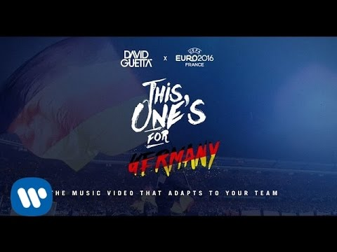 This One's for You Germany UEFA EURO 2016 Official Song [Feat. Zara Larsson]