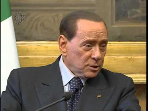 Le consultazioni di Matteo Renzi. Forza Italia