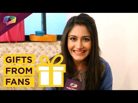 Surbhi Chandna Receives Gifts From Fans | Exclusiv