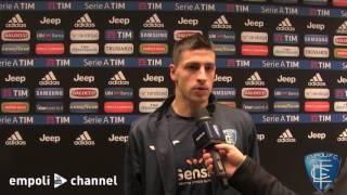 Preview video Josè Mauri e Manuel Pucciarelli al termine di Juventus-Empoli