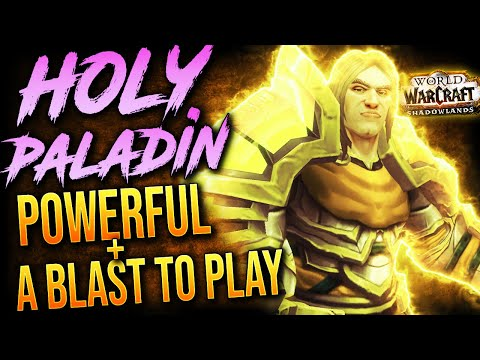 HOLY Paladin SHADOWLANDS Changes (Beta Overview)