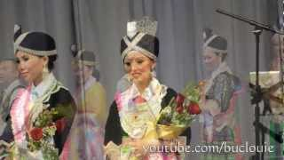 Miss and Mr. Hmong Central Valley Pageant -[ Part 1 ]- Merced Hmong New Year 2012-13