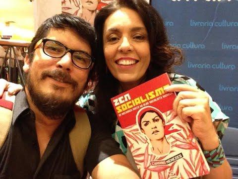 Cynara Menezes, do Blog Socialista Morena, e Lino Bocchini, da CartaCapital, falam ao #ProgramaDiferente sobre política e jornalismo
