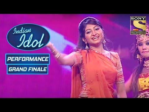Bhoomi ने दिया एक शानदार Performance Grand Finale पे   Indian Idol Season 5   Grand Finale
