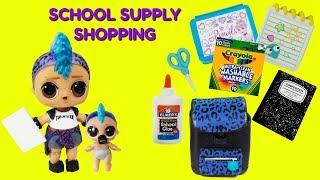 Video Punk Boi Goes School Supply Shopping Dinosaur Scare MP3, 3GP, MP4, WEBM, AVI, FLV Juli 2018