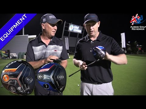 RICHO COBRA KING F7 DRIVER Vs COBRA FLY Z GOLF DRIVER