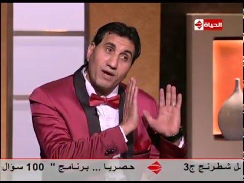 شاهد- أحمد شيبة: تأثرت بعدوية والعزبي.. وأبو صدام صديقي وحبيبي الآن