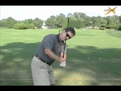 Rehearse your swing to play better golf – by Grexa Golf Instruction