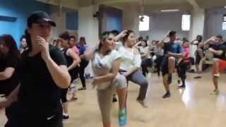 Baila entretenido y disfruta con zumba