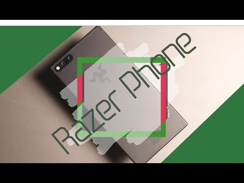 Razer Phone With #gadgetreview