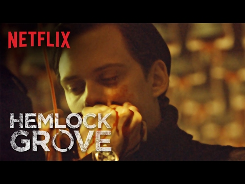 Hemlock Grove - Season 3 - Premiere Date Revealed + New Promo