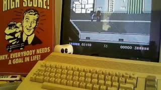Double Dragon (Commodore 64) by GTibel