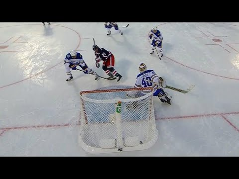 Video: Miller pounds in rebound to get Rangers a Winter Classic win over Sabres
